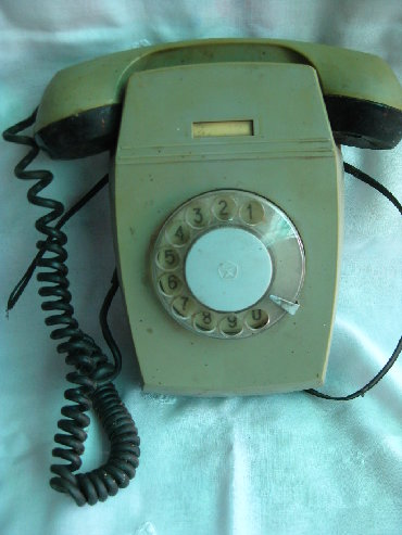 Стационарные телефоны - Кара-Балта: Телефон настенный. Производство СССР 1979 год Рабочий