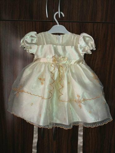 Платье на 1-2,5года. х/б подклад в Бишкек