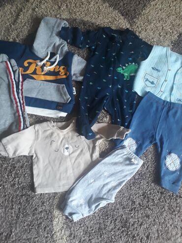 Одежда для малыша от 3 мес.до 11 мес. Все чистые и в отличном