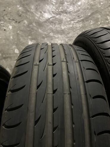 Доски 100 х 225 см для письма маркером - Кыргызстан: Продаю комплект почти новой летней резины 225/55r16 roadstone в идеаль