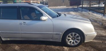 купить бмв 320 в Кыргызстан: Mercedes-Benz E 320 3.2 л. 2002   290000 км