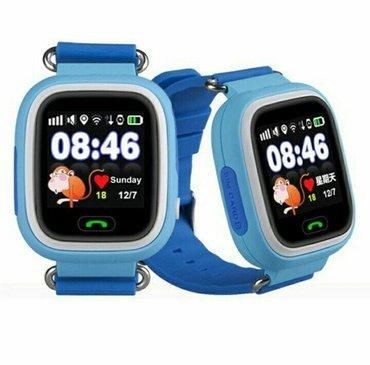 Детские часы q90 с gps трекером и сенсорным дисплеем позволят вам звон в Бишкек