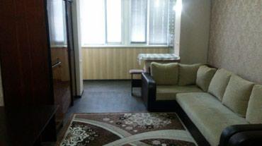 Сдаётся благоустроенная 1 комнатная в Бишкек