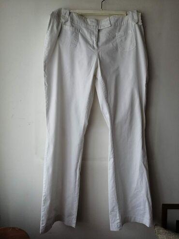 Letnje pantalone - Srbija: Pantalone YESSICA 44, NOVE!!! Snizene na 700dinPrelepe letnje lagane