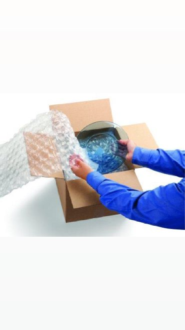 Воздушно-пузырчатая пленка! Упаковочный материал для хрупких вещей м