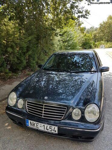 Mercedes-Benz E 200 2 l. 2000 | 210000 km