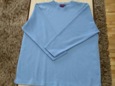 Džemper za krupnije ženske osobe, veličina xxl svetlo plave boje, odli - Pozarevac