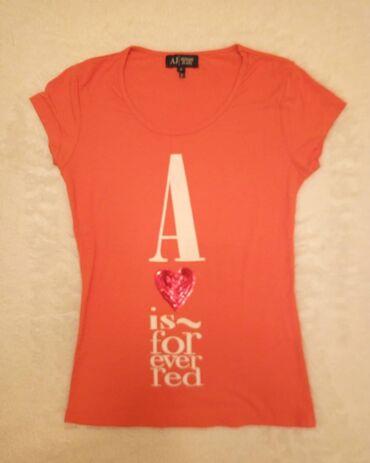 Majica emporio armani - Srbija: Ženska majica. Brend: Armani Velicina: S
