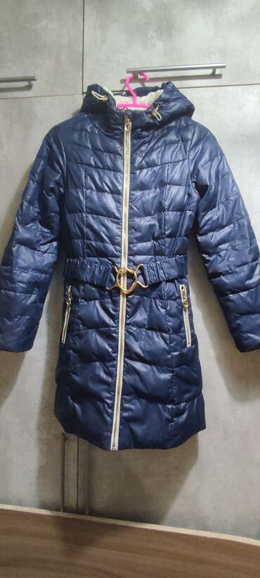 Продаю детскую куртку на девочку, возраст 7-9 лет