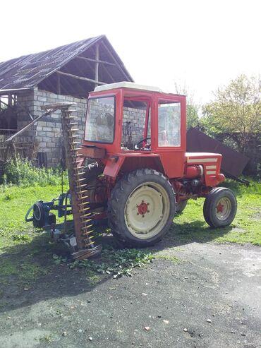 Yük və kənd təsərrüfatı nəqliyyatı Balakənda: Traktorr t 25 dirr tekde satilirr ot bicen kasilkaylada traktorun