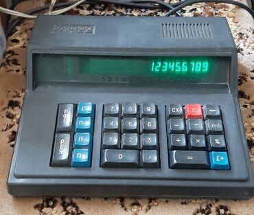 Электроника - Новопавловка: Калькулятор, работающий от сети
