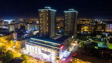Если желаете отдохнуть в самом высоком здании города Бишкек  Увидеть