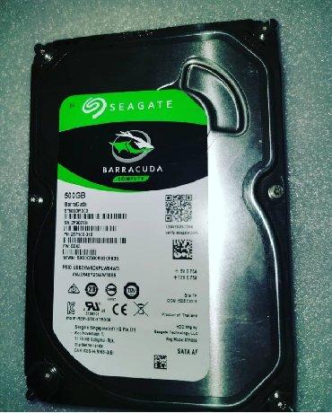 hardisk - Azərbaycan: 500GB pc komputer hardiskleri Orijinal Seagate firmasinindir Yeni ve