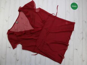Женсая нарядная кофточка с воланами от бренда TU 20 Длина: 78 см Пог