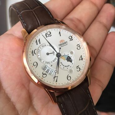 Male Wristwatches Orient