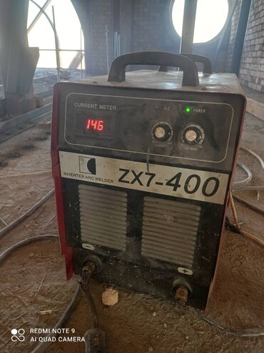 Инструменты - Кыргызстан: Б/у 3 фазный аппарат рабочем состоянии