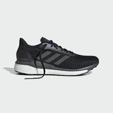 женские черные кроссовки в Азербайджан: Adidas markasi olan krasofka 120$ alinib razmer olmadiginan satilir 40