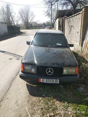 Mercedes-Benz 260 2.6 л. 1987 | 433665 км