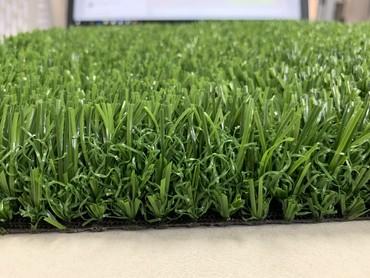 строительство минифутбольного поля в Кыргызстан: Укладка искусственный газон для футбола и регби, искусственный газон
