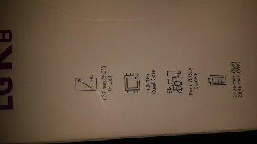 Islenmis LG K8 ela ishleyir,lakin ekrani sinib. Kamerasi wifi tutumu