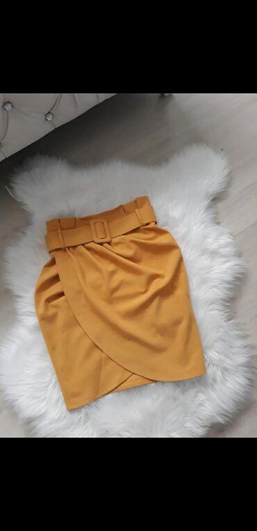 Skoro nova suknja, S