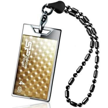 стилусы grand x в Кыргызстан: Флешка Silicon Power Touch 851 SP004GBUF2851V1S USB 2.0 Flash Drive