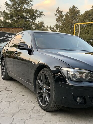 массаж простаты бишкек in Кыргызстан | РЕЛАКС МАССАЖ: BMW 750 4.8 л. 2005 | 200000 км