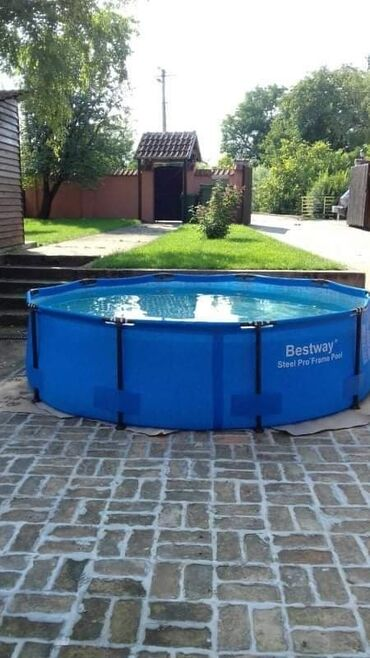 Nov - Srbija: Sa konstrukcijom klot bazeni bez dodataka244 x 61 14 000305 x 76 22
