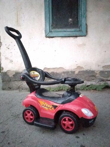 Детская машина коляска