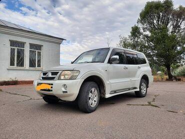 Mitsubishi в Бишкек: Mitsubishi Pajero 3 л. 2004 | 12345 км