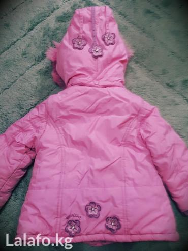 Зимняя куртка с комбинезоном фирмы Danilo. Размер на 3-4 года. Состоян в Бишкек