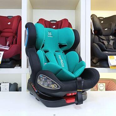 Детский мир - Кант: Автокресла с рождения до 36 кг, крепление изофикс, поворотное сиденье
