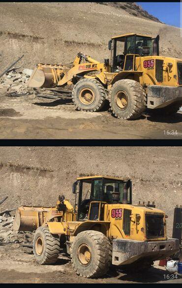 �������������������� 10 ������������ �������� �� �������������� в Кыргызстан: Продается погрузчик ченггонг 955, 3м3, 2012 года