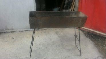 Продаю отличный мангал.Делали на в Бишкек