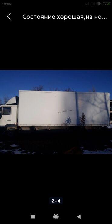 Работа - Кызыл-Адыр: Жушуш керек машина МАН лапатасы бар машинаны состаяниеси зынк