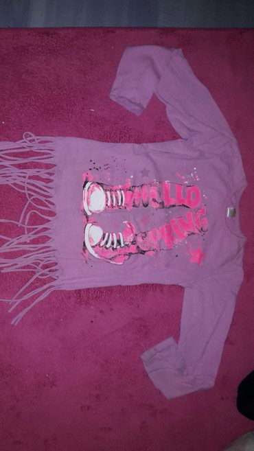 Nova bluzica za devojcicee velicina i marka na slicii - Cuprija