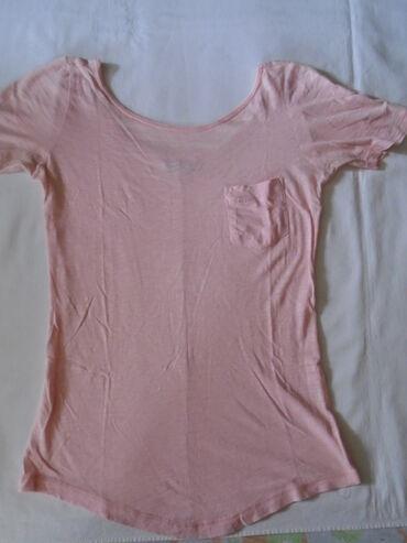 Tanja roze majičica Timeout, S veličine