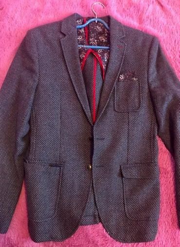 Мужской пиджак. Размер М(48). Состояние в Бишкек