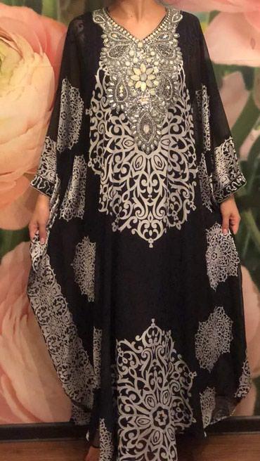 Продаю шикарное индийское платье. в Бишкек