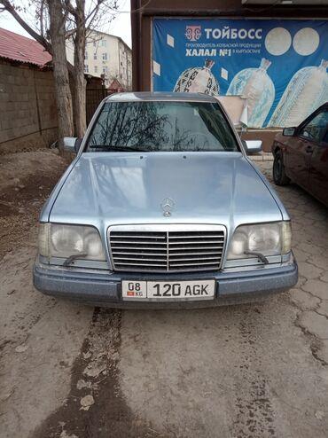 проверочная плита в Кыргызстан: Mercedes-Benz W124 3.2 л. 1994 | 333333 км
