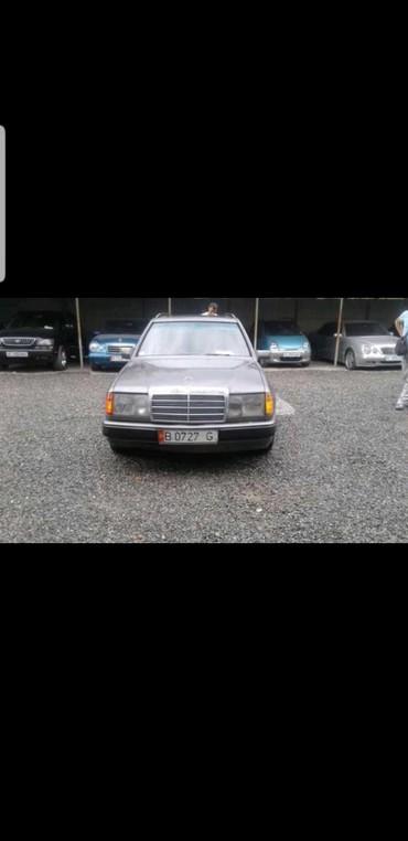 Mercedes-Benz W124 1988 в Бишкек