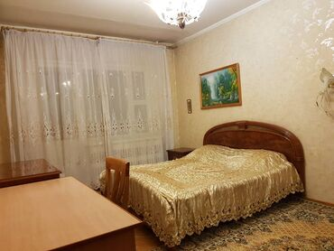 Сдается квартира: 5 комнат, 110 кв. м, Бишкек