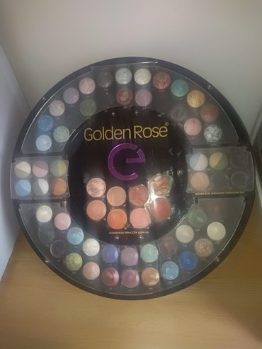 Golden Rose paleta senki i bronzera - Sabac