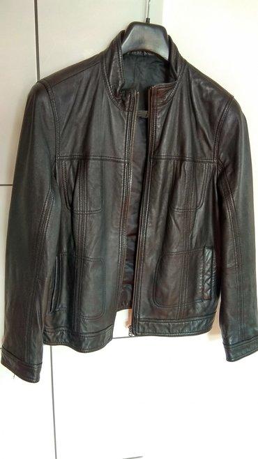 Ženska odeća | Lazarevac: Kozna jakna______________Na prodaju bukvalno kao nova zenska kozna