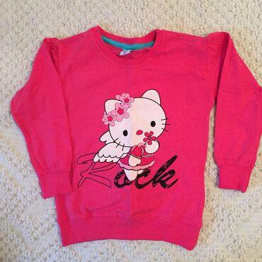 Dečija odeća i obuća - Pirot: Prelepa kvalitetna dečja bluzica, nikad nošena samo je oprana, vel