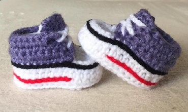 Vunica - Srbija: Starkice za bebe,nove,moj rucni rad od vunice,duzina stopice 9cm za
