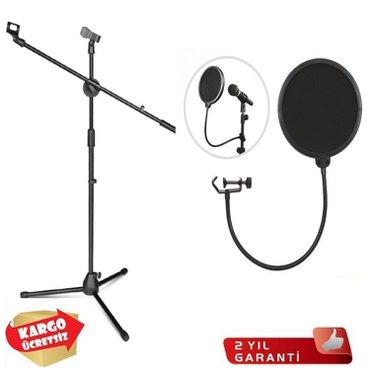 Bakı şəhərində Akrobat mikrofon standı  keyfiyyetlidir buyurun  tezedir cox alana end