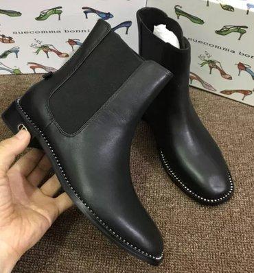 Продаю Новы ботинки Челси  dior Натуральная кожа внутри и снаружи Разм в Бишкек