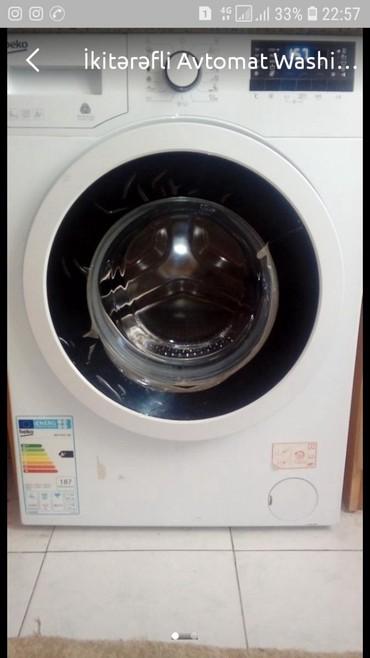 Bakı şəhərində Öndən Avtomat Washing Machine Beko 6 kq.