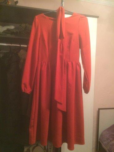 шик платье почти новая фран длина в Кок-Ой